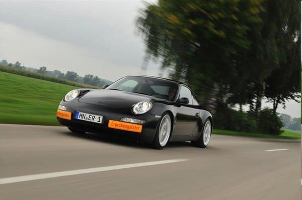 eRUF Model A Concept: první elektrické Porsche je tu