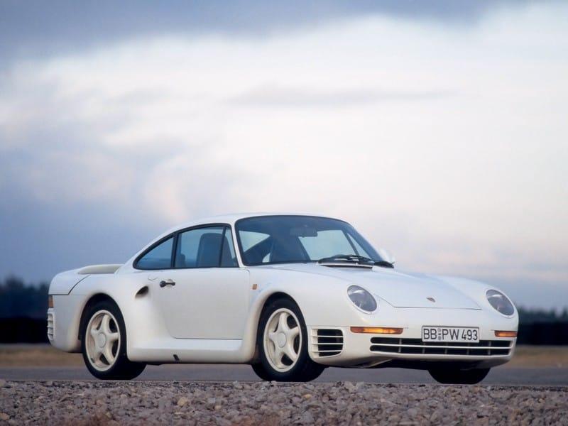 Před dvaceti lety: legendární Porsche 959 putuje do muzea