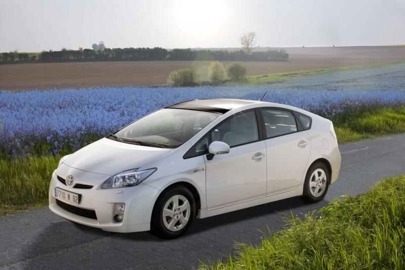 Toyota Prius získala titul Japonské auto roku 2009-2010