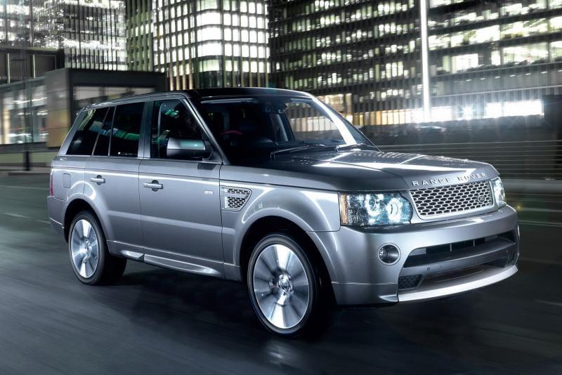 Range Rover dostane nový motor: diesel 4.4 TDV8