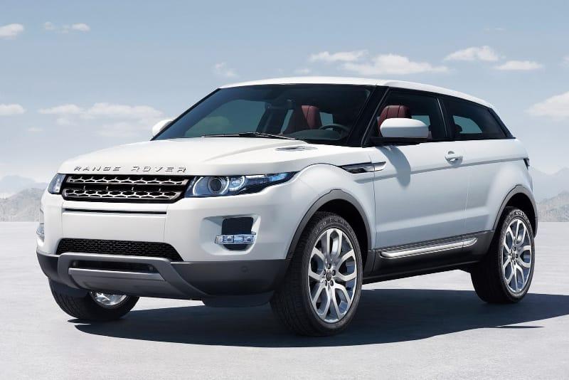 Range Rover Evoque: oživení konceptu LRX
