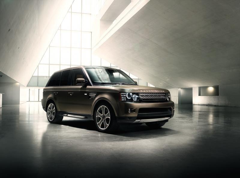 Range Rover Sport 2012: lepší motor SDV6 a nová převodovka