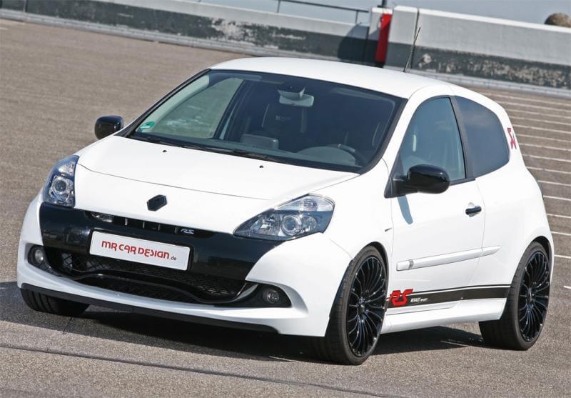 MR Car Design Renault Clio RS: 20 koní navíc