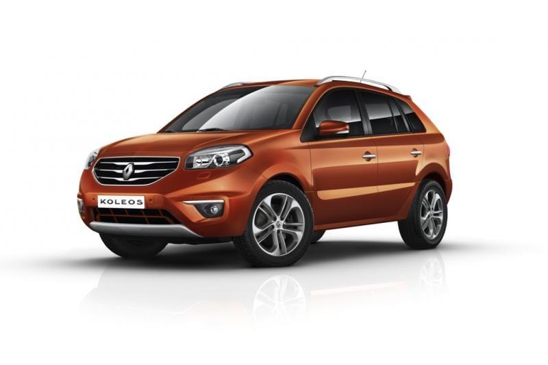 Renault Koleos po faceliftu: mnohem hezčí