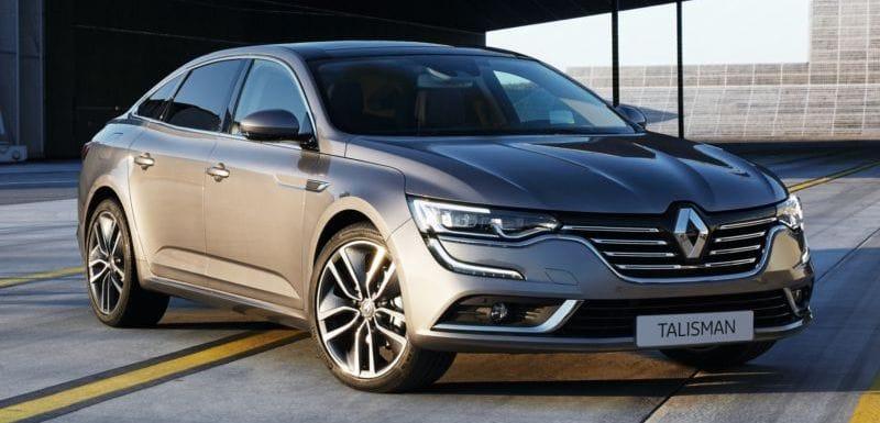 Renault Talisman dorazil na český trh. Stojí 620 tisíc korun