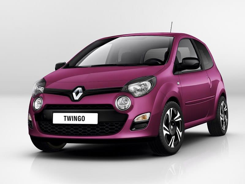 Renault Twingo po faceliftu: výraznější, agresivnější a fialový