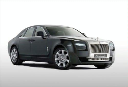 Deutsche Manufaktur Rolls-Royce Ghost: Numero Uno