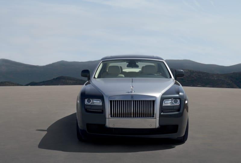 Pro ekologické milionáře: Rolls-Royce Ghost bude i hybrid