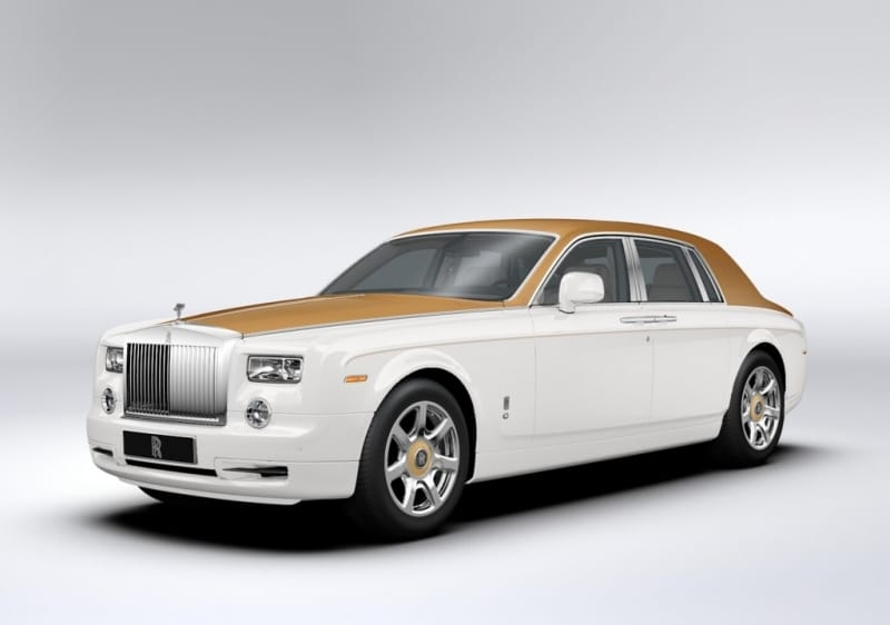 Rolls-Royce Phantom Bespoke Collection: hádejte pro koho