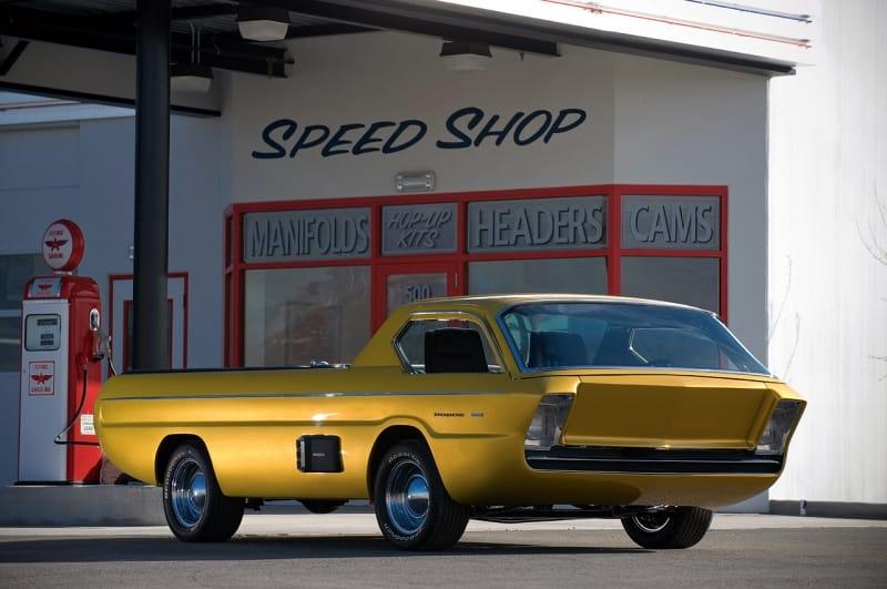 Dodge Deora Concept: další šílený unikát jde do dražby