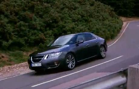 VIDEO: Nový Saab 9-5 se představuje