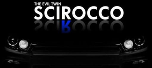 Volkswagen Scirocco R bude!