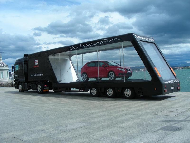 Seat předvede novou Ibizu v mobilním autosalonu