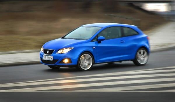 Seat Ibiza dostane nový motor 1.6 TDI CR se čtyřlitrovou spotřebou