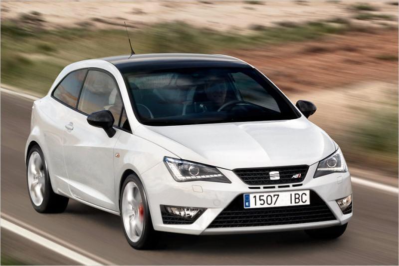 Seat Ibiza Cupra: španělské GTI