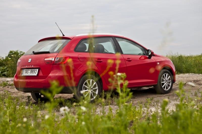Seat Ibiza ST 1.4 16V: dostupná elegance