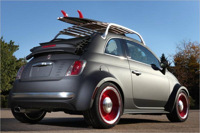 SEMA Show 2012: Chevrolet, Ford a Chrysler – velká trojka ujela ostatním