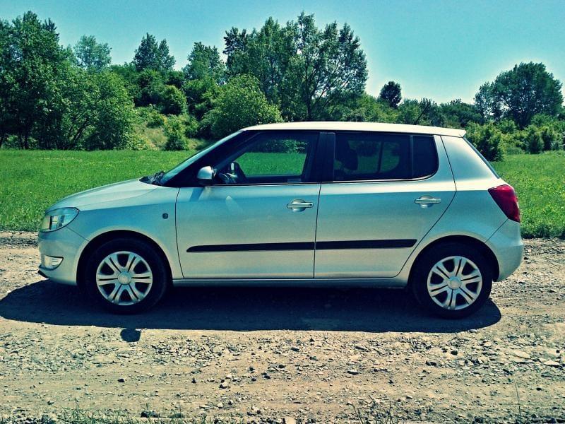 Test ojetiny: Škoda Fabia 1.6 TDI (2012)