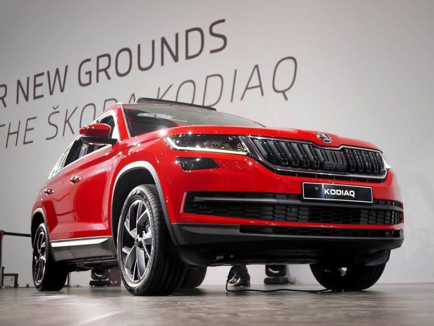 Škoda Kodiaq představena. Odstartuje SUV novou éru české značky?