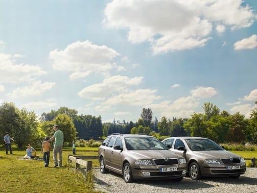 Znovu nejlevnější: Škoda Octavia Tour Trumf stojí 255 tisíc