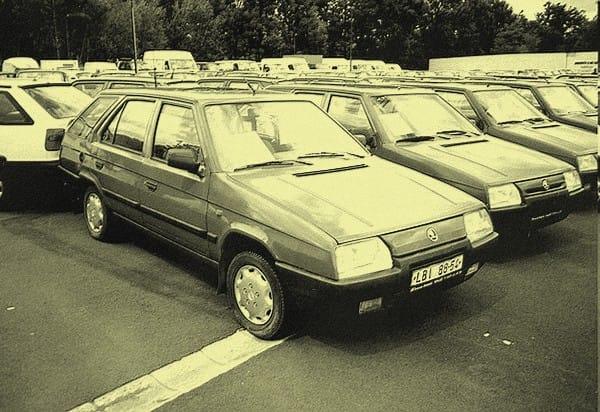Před dvaceti lety: Škoda rozšiřuje nabídku o model Tourist