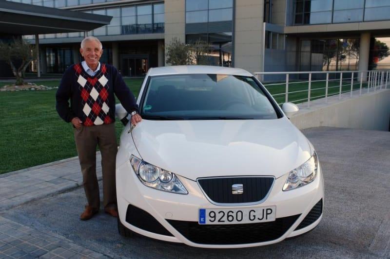 Seat Ibiza Ecomotive vytvořil rekord v hospodárné jízdě: 2,9 l/100 km