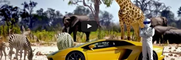 VIDEO: Stig se vrací z dovolené. Nová série Top Gear může začít