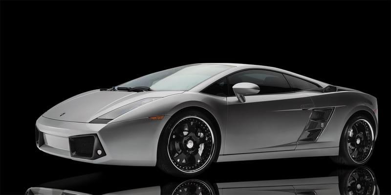STRUT připravil karbonové ozdoby pro Lamborghini Gallardo