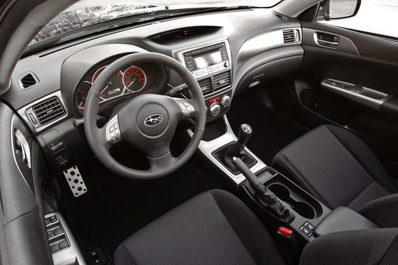 Subaru Impreza WRX 2009: nejostřejší svého druhu
