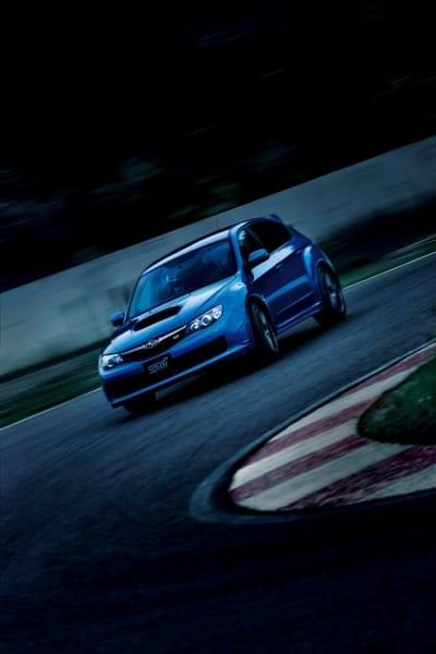 Subaru Impreza WRX STI Spec C: jenom pro Japonce