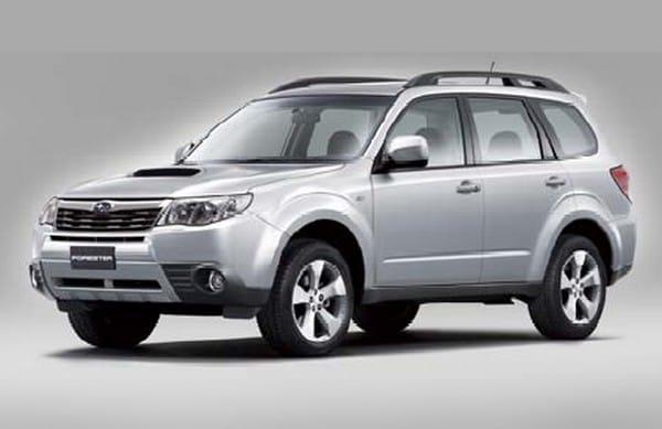 Subaru Forester 2.0D a Impreza 2.0D: diesel dobyl další modely