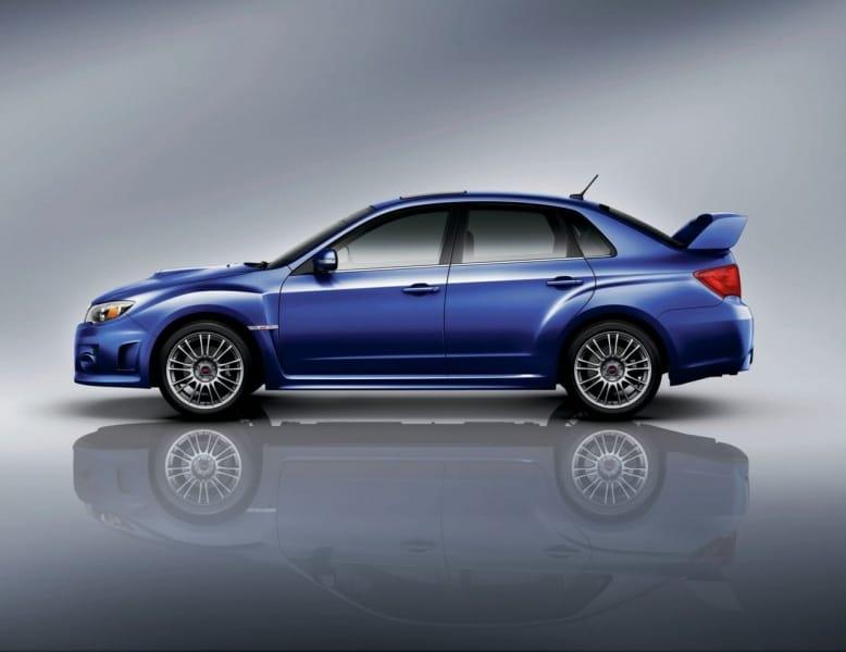 Subaru Impreza WRX STI: sedan je zpět