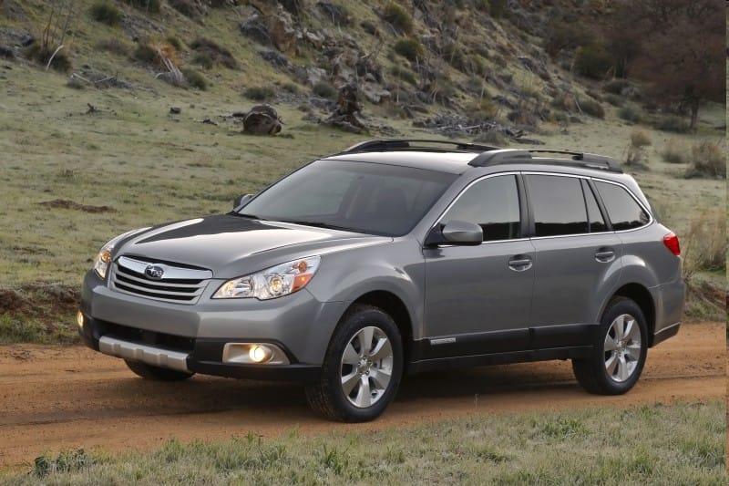 Subaru Outback: nový crossover detailně