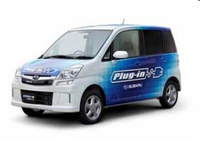 Subaru Plug-in STELLA míří do silničního provozu