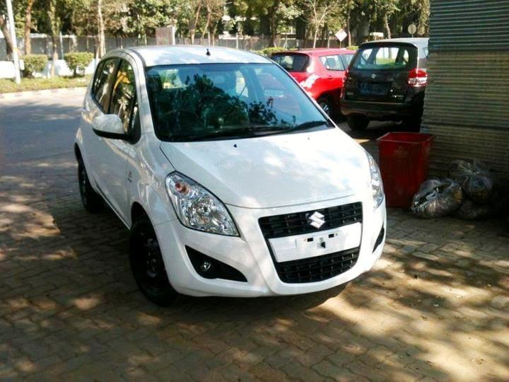 Facelift pro Suzuki Splash odhalen na Facebooku