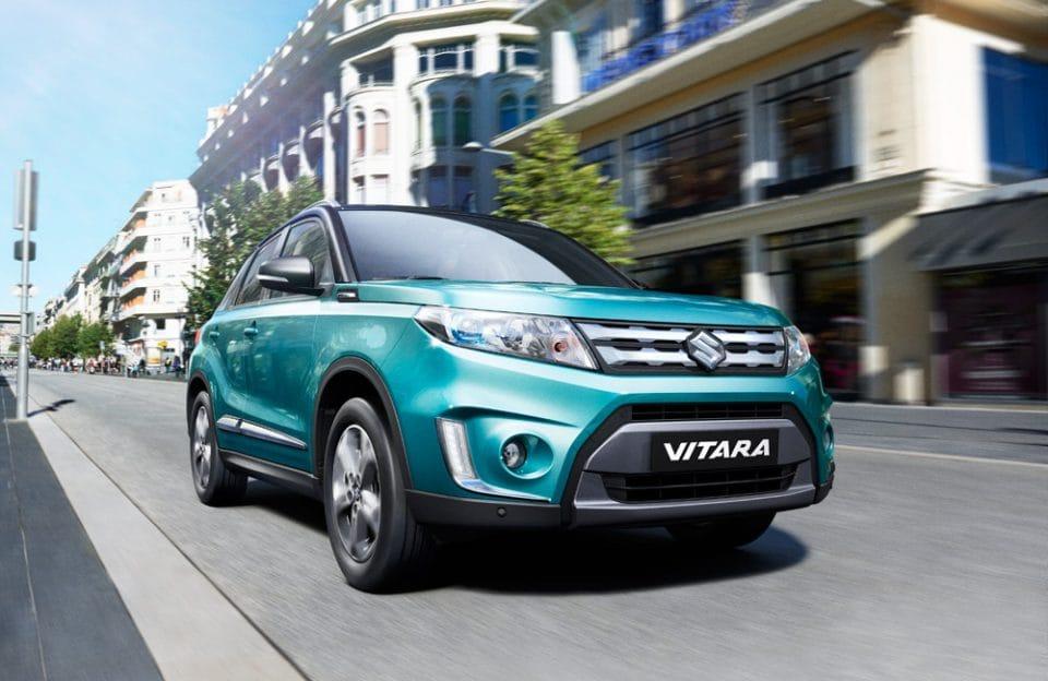 Suzuki Vitara vstupuje na český trh, stojí od 386 700 korun