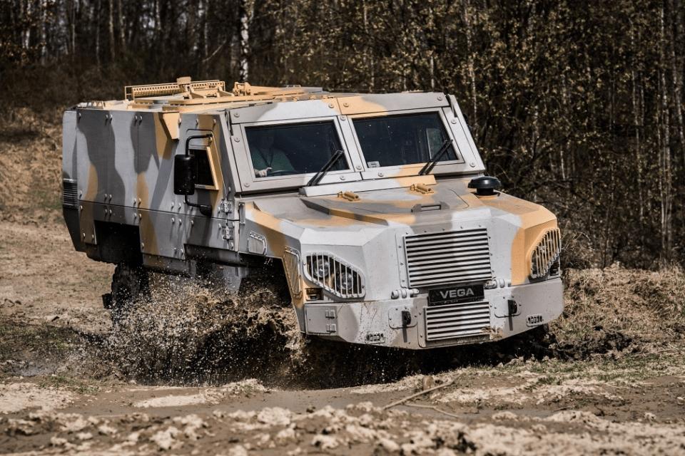 V Česku vyrábíme obrněné transportéry, armáda si je ale nekupuje