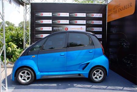 Tata Nano DC Design: nejlevnější auto a tuning?!