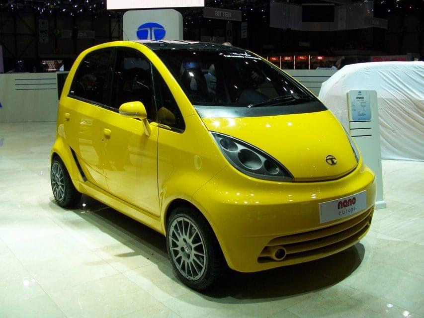 Tata Nano končí. Nejlevnější auto světa nikdo nechce