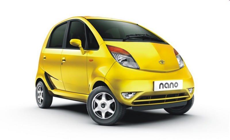 Tata Nano se konečně rozjíždí po Indii