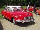 Tatra postaví svůj retro model na základě Subaru