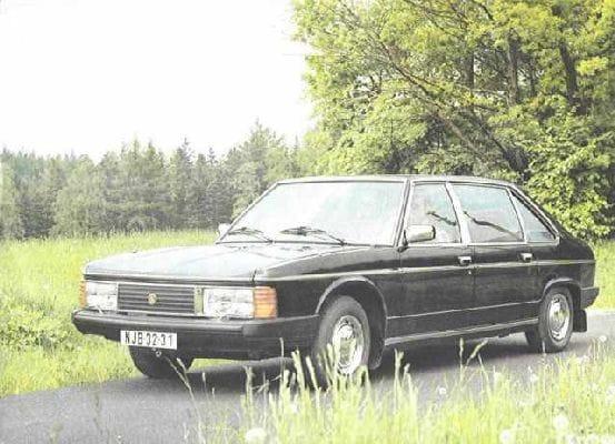 Před třiceti lety: Tatra 613 Special – luxus po česku