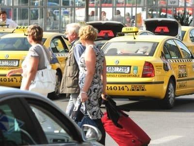Taxi z letiště? Jde to i důstojně!