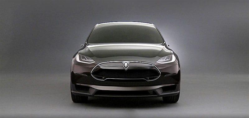 Tesla Model X: SUV s elektromotorem už letos