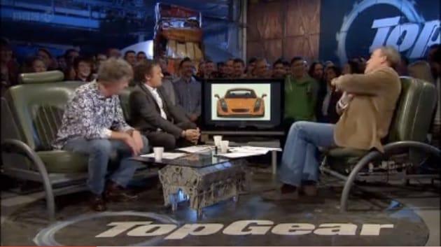 Top Gear se navážel do Mexika. Moderátoři opět perlili