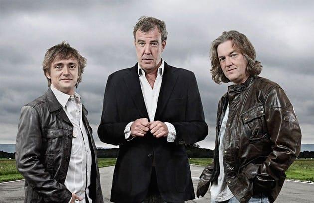 Třikrát hurá! Nová série Top Gear je tu! Od neděle