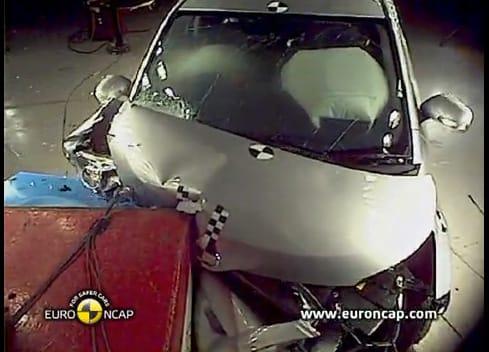 VIDEO: Toyota Urban Cruiser zklamala u testů Euro NCAP