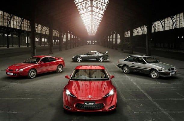 Toyota FT-86 se začne prodávat až v roce 2013