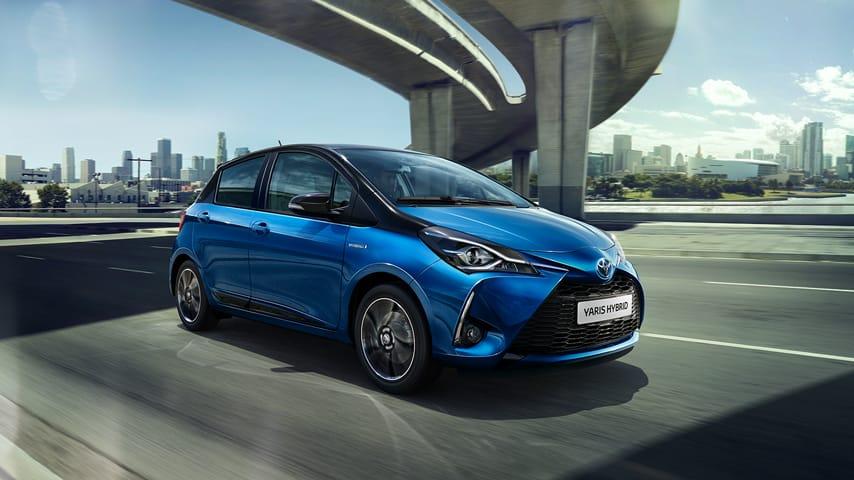 Omlazená Toyota Yaris 2017 je tu, koupíte ji i jako hybrid
