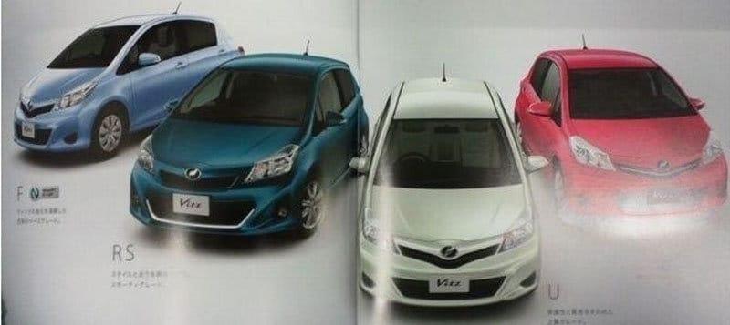 Toyota Yaris nové generace unikla na prospektu. Přijde už příští rok?